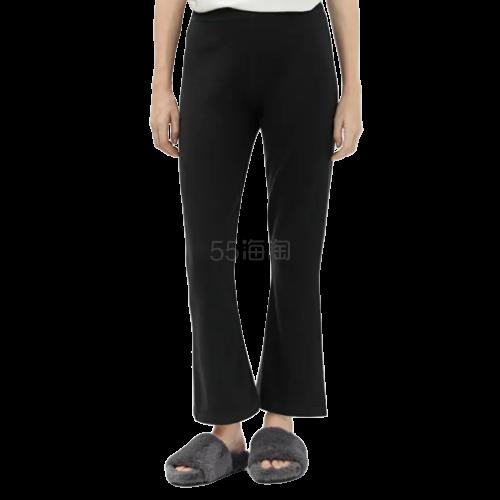 ARKET 黑色开士米长裤 £125(约1,145元) - 海淘优惠海淘折扣|55海淘网