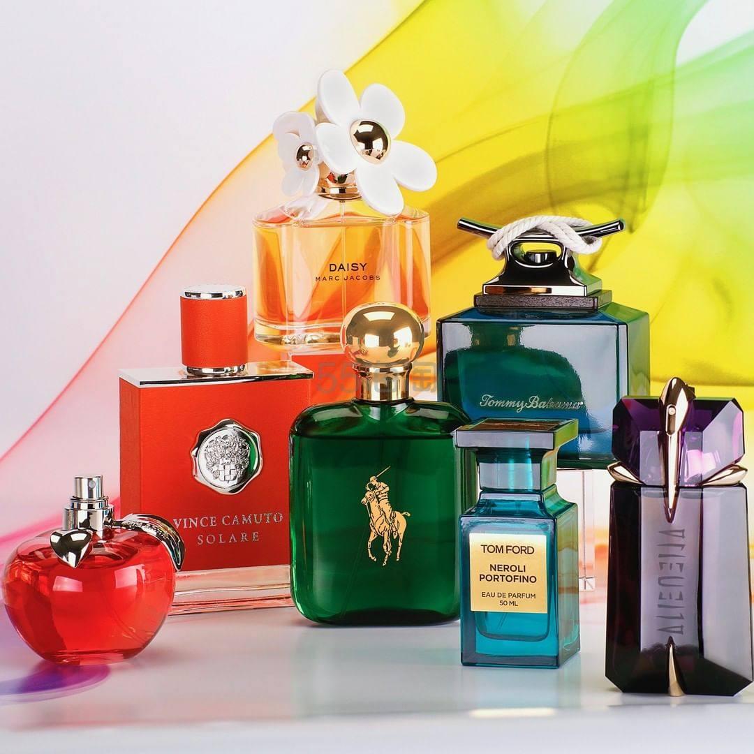 Perfumania : 精选香氛第二件半价专区