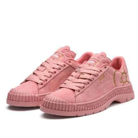 【新款上架】Puma x Hello Kitty 彪马 Utility 女子运动鞋 0(约763元) - 海淘优惠海淘折扣|55海淘网