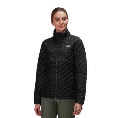 剩小码~The North Face 北面 ThermoBall Insulated 600蓬女士保暖羽绒衣 9.98(约902元) - 海淘优惠海淘折扣 55海淘网