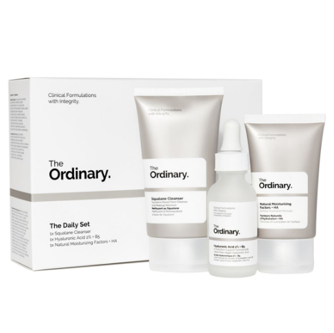 The Ordinary 日常护肤套装 50ml+30ml+30ml