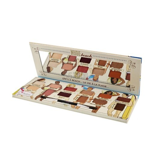 TheBalm 赤裸沙滩眼影盘 £17.05(约153元) - 海淘优惠海淘折扣|55海淘网