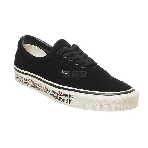 Vans Anaheim Ua Era 95 黑色系带板鞋 (约583元) - 海淘优惠海淘折扣|55海淘网