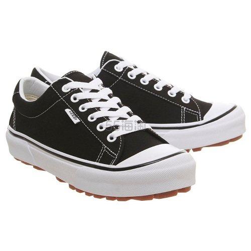 Vans 万斯 Style 29 黑白拼色低帮鞋 £25(约225元) - 海淘优惠海淘折扣 55海淘网