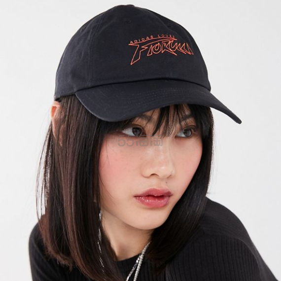 adidas Originals X Fiorucci 联名棒球帽 .99(约139元) - 海淘优惠海淘折扣|55海淘网