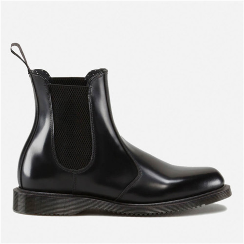 【码全免邮】Dr. Martens Flora Polished 女士切尔西短靴