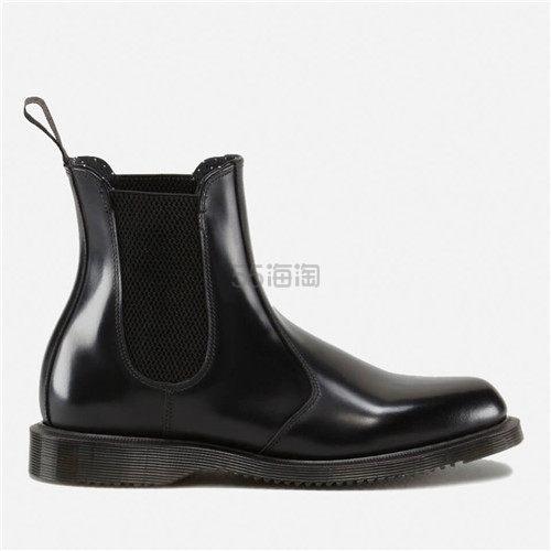 【码全免邮】Dr. Martens Flora Polished 女士切尔西短靴