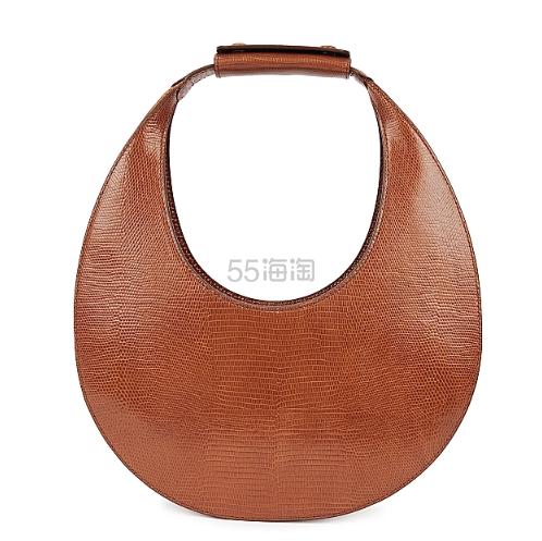 STAUD Moon 棕色包包 0(约1,460元) - 海淘优惠海淘折扣|55海淘网