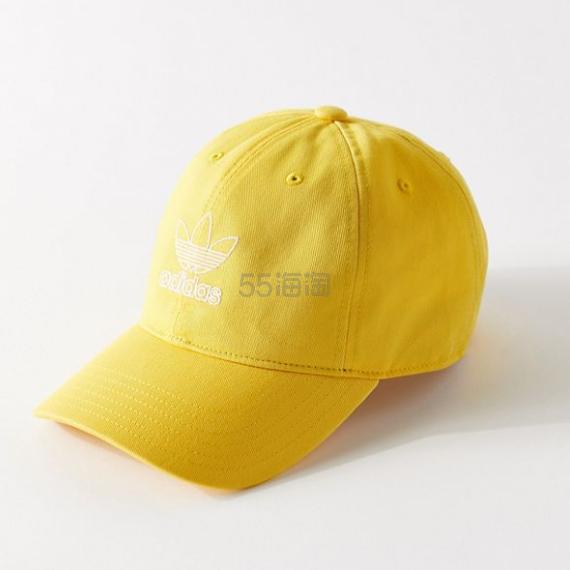 adidas Originals 阿迪达斯三叶草 Outline Relaxed 棒球帽 .99(约69元) - 海淘优惠海淘折扣|55海淘网