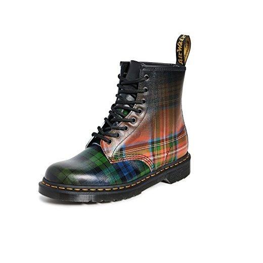 大码福利!Dr. Martens 1460 Tartan 8 孔靴格纹马丁靴 2.5(约776元) - 海淘优惠海淘折扣|55海淘网
