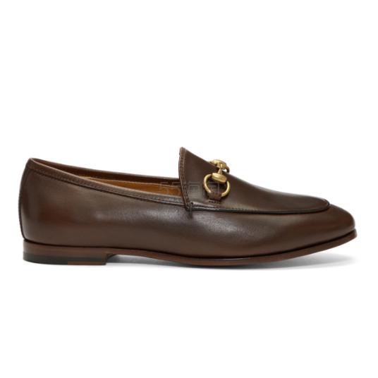 Gucci 棕色乐福鞋 0(约5,064元) - 海淘优惠海淘折扣 55海淘网