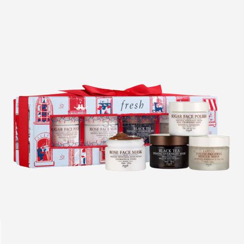 Fresh 馥蕾诗 圣诞限量面膜套装 30ml*4 (约520元) - 海淘优惠海淘折扣|55海淘网