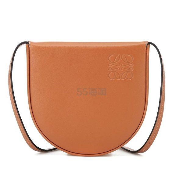 凑2件6折!Loewe 棕色小包 0.5(约1,535元) - 海淘优惠海淘折扣|55海淘网