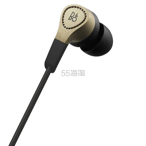 包邮!BANG & OLUFSEN H3 二代 入耳式耳机 (香槟色)