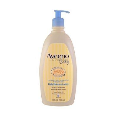 【2件0税免邮】Aveeno 婴儿保湿乳液 不含香料 532ml .27(约71元) - 海淘优惠海淘折扣 55海淘网