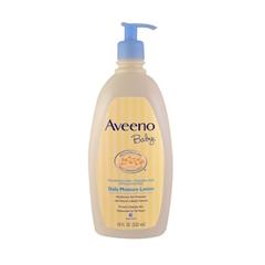 【2件0税免邮】Aveeno 婴儿保湿乳液 不含香料 532ml