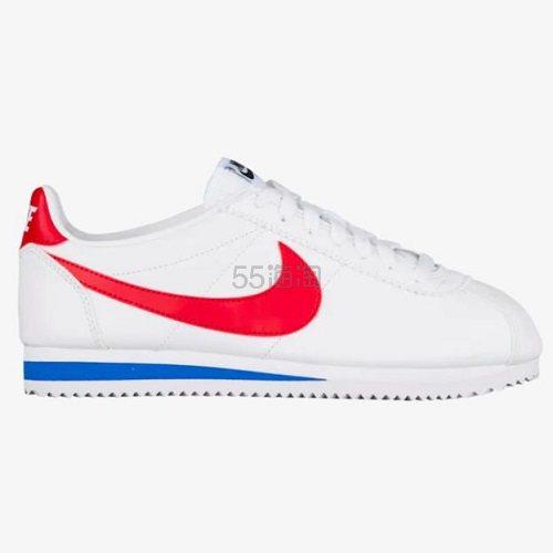 【额外8折】Nike 耐克 Cortez 女子阿甘鞋 红白蓝 (约389元) - 海淘优惠海淘折扣|55海淘网