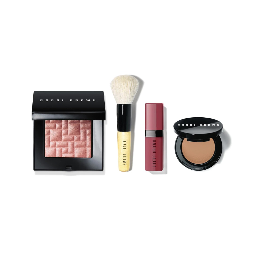 价值$95!Bobbi Brown 芭比布朗 GLOW ON THE GO KIT 套装