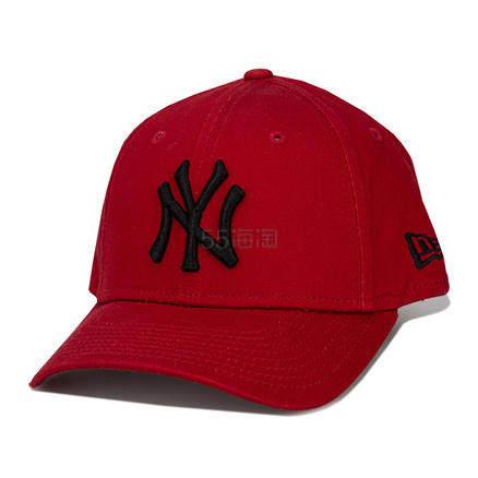 【包邮包税】New Era 洋基队 9Forty Cap 鸭舌帽 £7.66(约70元) - 海淘优惠海淘折扣|55海淘网