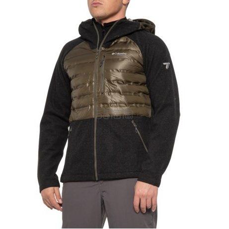 双色码全~Columbia 哥伦比亚 Snowfield 男款混合羽绒服 .99(约557元) - 海淘优惠海淘折扣|55海淘网
