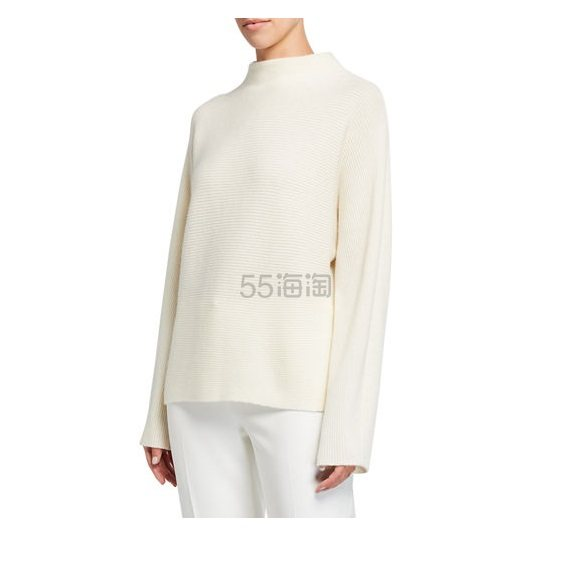 Vince 白色毛衣 9(约1,385元) - 海淘优惠海淘折扣|55海淘网
