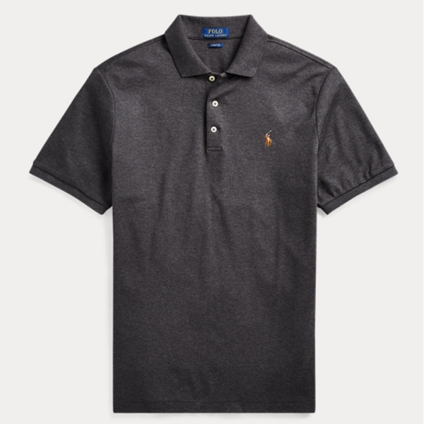 【2019黑五】Ralph Lauren 拉夫劳伦 Interlock Short-Sleeve Polo衫