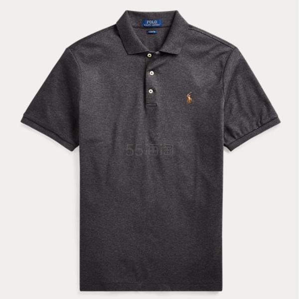 【2019黑五】Ralph Lauren 拉夫劳伦 Interlock Short-Sleeve Polo衫 .39(约226元) - 海淘优惠海淘折扣|55海淘网