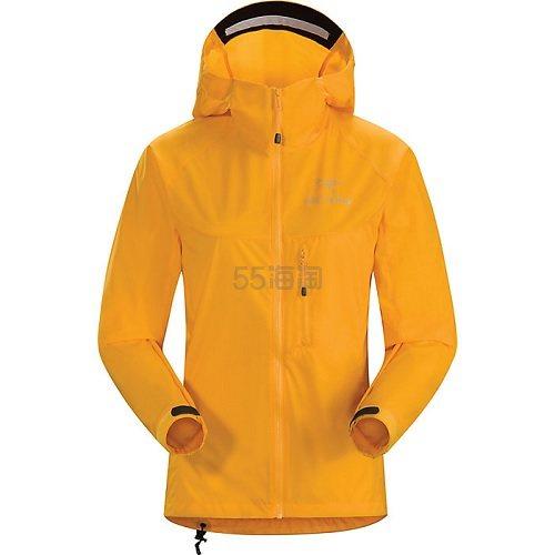【三倍积分+高返12%】码全多色可选~Arcteryx 始祖鸟 Squamish 女士皮肤风衣 1.3(约756元) - 海淘优惠海淘折扣|55海淘网