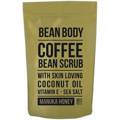 7折!Bean Body 咖啡豆身体磨砂膏 麦卡卢蜂蜜 220g
