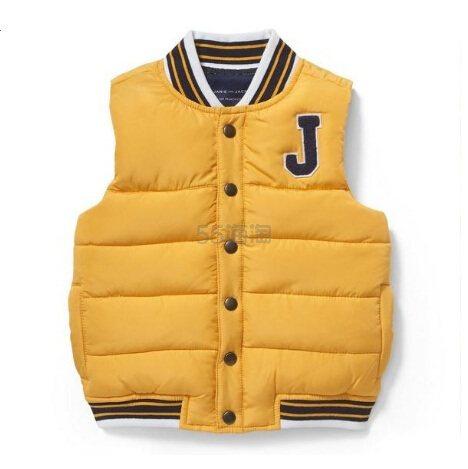 Janie and Jack PATCH 童款黄色夹克 .39(约153元) - 海淘优惠海淘折扣 55海淘网