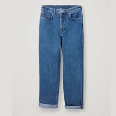 COS 直筒牛仔裤