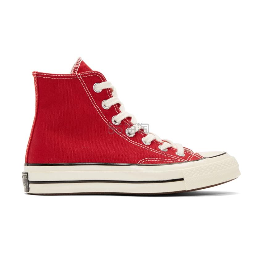 Converse Chuck 70 黑色高帮帆布鞋 (约439元) - 海淘优惠海淘折扣 55海淘网