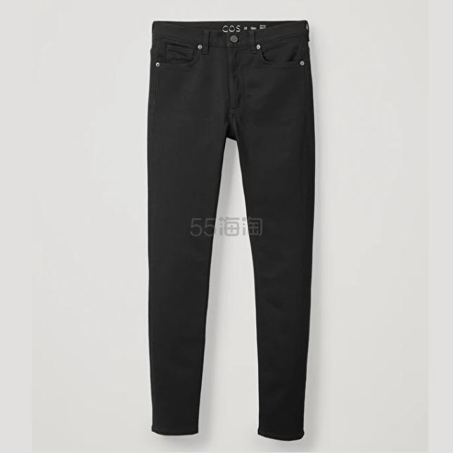 COS 黑色紧身牛仔裤 (约599元) - 海淘优惠海淘折扣|55海淘网