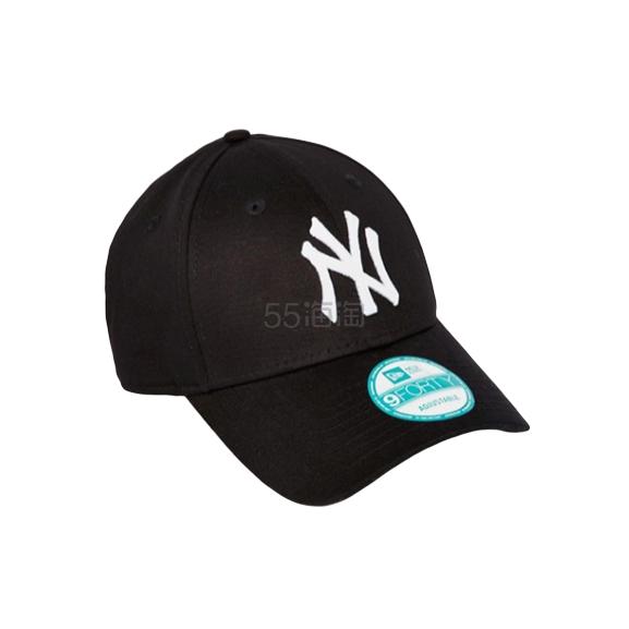 New Era 9forty 黑色棒球帽