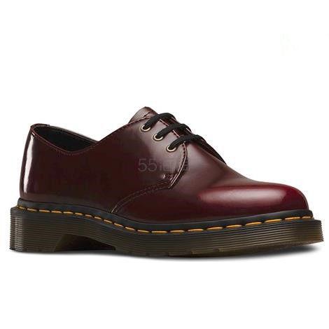 【额外7折】Dr. Martens Vegan 1461 3孔马丁鞋 中性款 .97(约581元) - 海淘优惠海淘折扣 55海淘网
