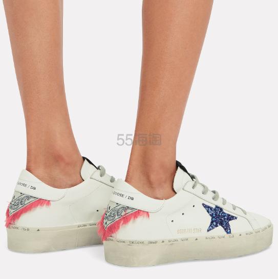 【35/42码捡漏】Golden Goose 女款小脏鞋休闲鞋 9(约2,291元) - 海淘优惠海淘折扣|55海淘网