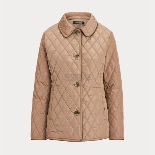 Ralph Lauren 拉夫劳伦 Quilted Jacket 绗缝夹克 .64(约410元) - 海淘优惠海淘折扣|55海淘网