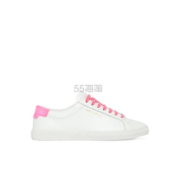 Saint Laurent 白色运动鞋 6.7(约1,854元) - 海淘优惠海淘折扣|55海淘网