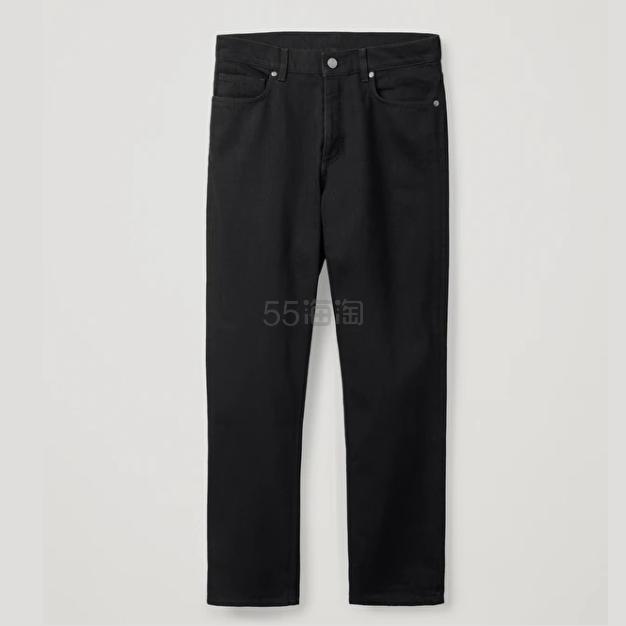 COS 黑色牛仔裤 (约599元) - 海淘优惠海淘折扣|55海淘网