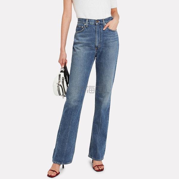 AGOLDE 经典复古直筒牛仔裤 (约481元) - 海淘优惠海淘折扣|55海淘网