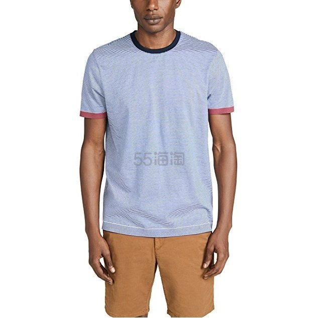 【2019网一】凑到额外6.75折 Ted Baker Del sole 短袖T恤 .5(约199元) - 海淘优惠海淘折扣 55海淘网