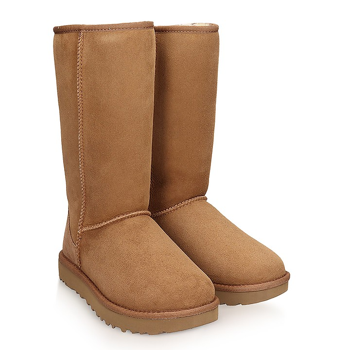 UGG Classic Tall Chestnut Boots 高筒雪地靴