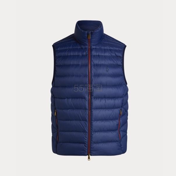 Ralph Lauren 拉夫劳伦 Packable Down Vest 羽绒背心 .88(约669元) - 海淘优惠海淘折扣|55海淘网