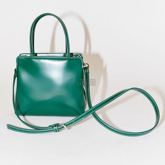 Top Handle Crossbody Bag 绿松石色手提斜挎包 (约237元) - 海淘优惠海淘折扣|55海淘网