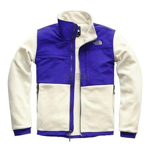 【满0减】2色限尺码~The North Face 北面 Denali 2 男款抓绒夹克 .98(约593元) - 海淘优惠海淘折扣|55海淘网