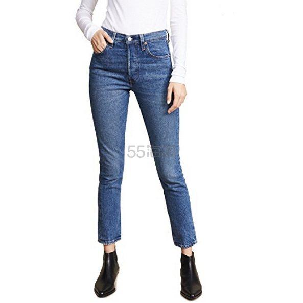 Levis 501 紧身弹性牛仔裤 .6(约625元) - 海淘优惠海淘折扣|55海淘网