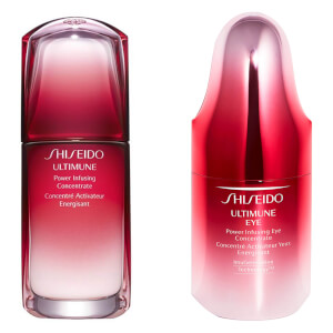 Lookfantastic:Shiseido 资生堂 精选套装