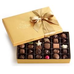 Godiva 歌帝梵 什锦巧克力礼品盒 36颗