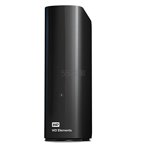 【中亚Prime会员】Western Digital 西部数据 Elements 桌面硬盘 12TB 到手价1321元 - 海淘优惠海淘折扣 55海淘网