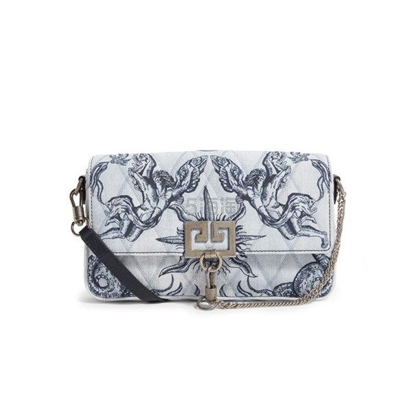 Givenchy Denim Charm Icarus 单肩包 ,309.21(约9,118元) - 海淘优惠海淘折扣|55海淘网